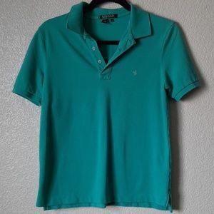 Ralph Lauren Sea Green Polo